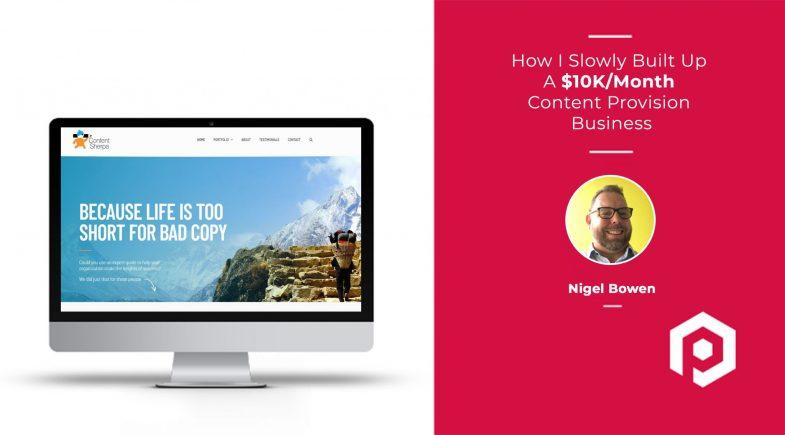 building a content business