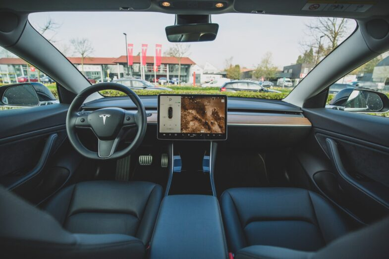 Tesla is leading the EV charge