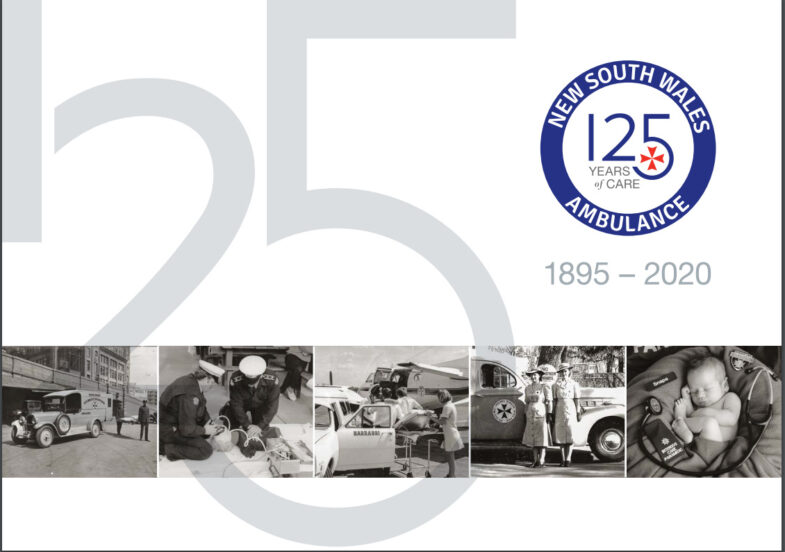 NSW Ambulance 125 years
